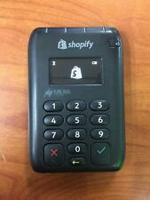 Miura Shopify Chip Card Reader swipe Point of Sale payments