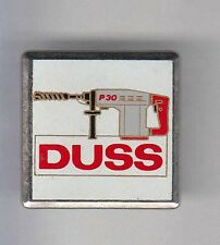 RARE PINS PIN'S .. AGRICULTURE BTP OUTIL OUTILLAGE TOOL PERCEUSE DUSS PRO  ~AJ