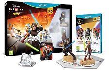 Disney Infinity 3.0: Star Wars Starter Pack (Nintendo Wii U) BRAND NEW FREE P&P