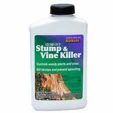 Bonide Stump Out Stump  Vine Killer 8oz Kills Vines Stumps Brush Broadleaf Weeds