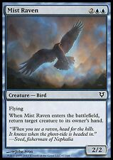 Mist Raven X4 EX/NM Avacyn Restored MTG Magic Cards Blue Common