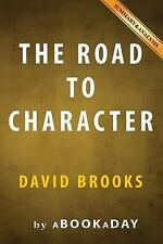The Road to Character by aBookaDay (2016, Paperback)