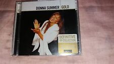 donna summer-cd- 2 cd`s gold