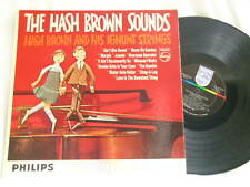 HARRY LOOKOFSKY Hash Brown Sounds & Ignunt Strings Philips mono LP Claus Ogerman