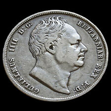 1836 William IIII Milled Silver Half Crown – VF #2