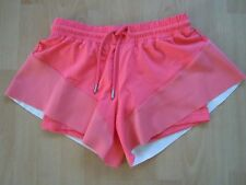Adidas stella McCartney run short Gym pant laufshort tennis short t 36 NEUF