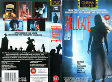 HELLGATE (1989) VHS Cinema Club  INGLESE - William A. Levey Ron Palillo