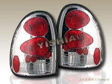 96 97 98 99-03 Dodge Caravan Durango Tail Lights00 01