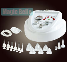 Breast massage cupping vacuum therapy machine brest enlargement machine