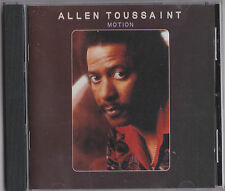 ALLEN TOUSSAINT - MOTION.. MADE IN GERMANY