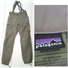 New Patagonia Pants Size Medium Level 5 Military Gen II Suspenders Soft Shell