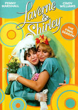 Laverne & Shirley: The Eighth and Final Season (DVD, 2014, 3-Disc Set)