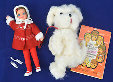 Vintage Barbie Tutti 1966 Playset  Me and My Dog   MINT/Complete  Adorable!