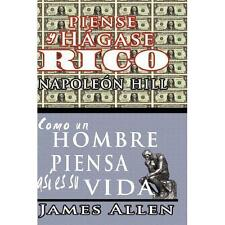Piense Y H Gase Rico Como un Hombre Pie by James Allen and Napoleon Hill...