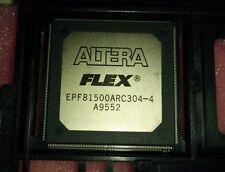 1x ALTERA  EPF81500ARC304-4 , IC FLEX 8000A , FPGA 208 I/O , RQFP-304