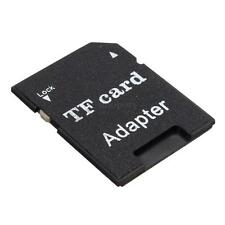 TF Micro SD SDHC To SD Card Adapter TF Reader Adattatore Per Scheda diMemoria