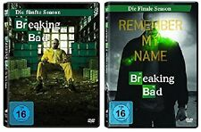 6 DVDs * BREAKING BAD SEASON 5 + FINALE SEASON IM SET (5.1+5.2) # NEU OVP