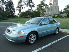 Volvo : S40 A 4dr Sdn