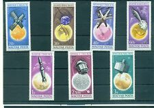 SONDES SPATIALES - SPACE PROBES HUNGARY 1965 A