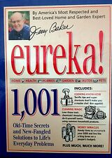 Jerry Baker's Eureka!: 1,001 Old-Time Secrets and New-Fangled Solutions new
