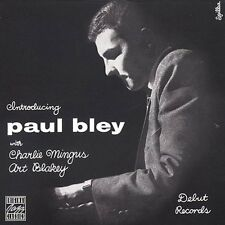 Introducing Paul Bley - Paul Bley (1992, CD NEUF)