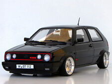 VW GOLF 2 GTI G60 15 ZOLL RONAL TURBO FELGEN 1:18 TUNING