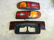 JDM TOYOTA CELICA ST185 TAIL LIGHTS WITH CENTER GARNISH OEM