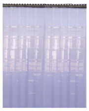 PVC Strip Curtain Door 2.5 M x 2 M for coldroom warehouse Catering (300)