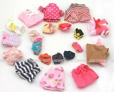 20x Dresses Clothes For Sylvanian Families Dog Sheep Rabbit Calico Critters M696