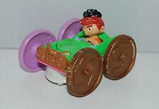 """1991 Gogo Dodo & Montana Max 3"""" McDonald's Flip Car #3 Tiny Toon Adventures"""
