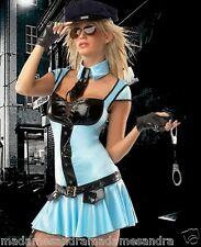 Costume Police Sexy COP Outfit Costume Halloween Robe de soirée
