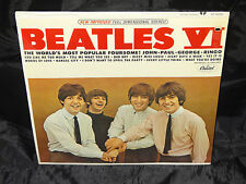 The Beatles Beatles VI SEALED USA 65 OR 71 PROMO RIAA 12 LP W/ NO BARCODE