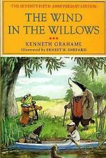 The Wind in the Willows by Kenneth Grahame (1983, Hardcover, Anniversary)