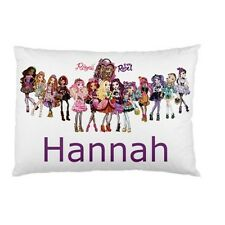 EVER AFTER HIGH Personalized childrens kids BED pillow case