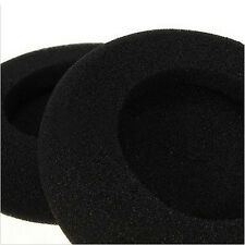 Fine 10 Pieces 50mm Foam Replacement Ear Cushions Earpads Covers for Headphones