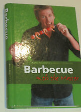 """Glenn McGrath signed book - """"Barbecue"""" + COA & Photo proof of signing."""
