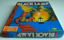 C64:  Black Lamp - Rainbird Software 1987 *new*