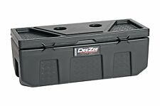Dee Zee Poly Plastic Storage Chest Truck Tool Box Bed SUV Trunk Organize Secure