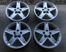 "2005-2006 CHEVROLET EQUINOX 17"" FACTORY OEM SILVER WHEELS RIMS"