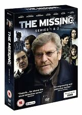 The Missing – Series 1&2 DVD BBC Mystery Crime Drama NEW