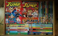 Viz Shonen Jump lot - Volume 1 Issue 0 - Volume 3 Issue 10 (Missing Vol. 1 #3)