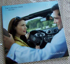 2009 MERCEDES-BENZ FALL COLLECTION CATALOGUE. (4321)