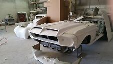 1967-1968 FORD MUSTANG FRONT LIGHT PANEL