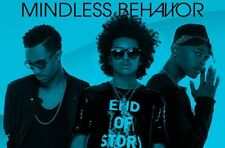 #OfficialMBmusic * by Mindless Behavior (CD, Jun-2016, Conjunction)