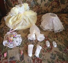 "Doll Clothing Lot Little Miss Muffet Vogue outfit 4 Ginny Heartstrings 8"" Dolls"