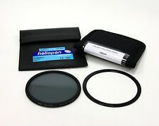 Heliopan 105mm Slim Cir-Polariser Filter+Lee 105mm Front Holder Ring. New Stock