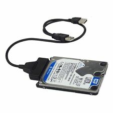 USB3.0+2.0 to SATA 22Pin Cable for 2.5inch HDD Hard Drive Solid State Drive