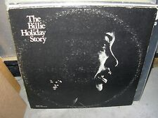 BILLIE HOLIDAY the story & the original recordings ( jazz ) - 2lp - 2 LP LOT -