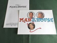 "PRESS SHEET & PRODUCTION NOTES "" MAN OF THE HOUSE  "" CHEVY CHASE  FARRAH FAWCETT"