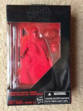 "Hasbro STAR WARS The Black Series 3.75"" Emperor's Royal Guard Wal-Mart Exclusive"
